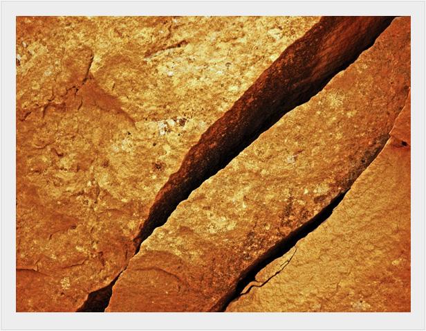 Cracked Sandstone