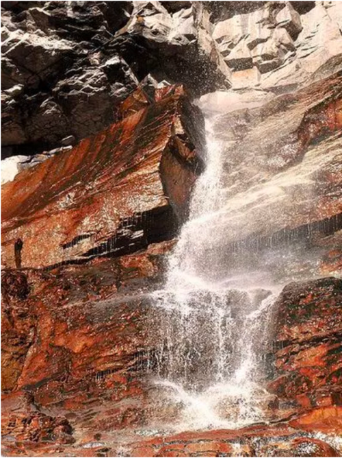 Cascade Falls, San Juan Mountains